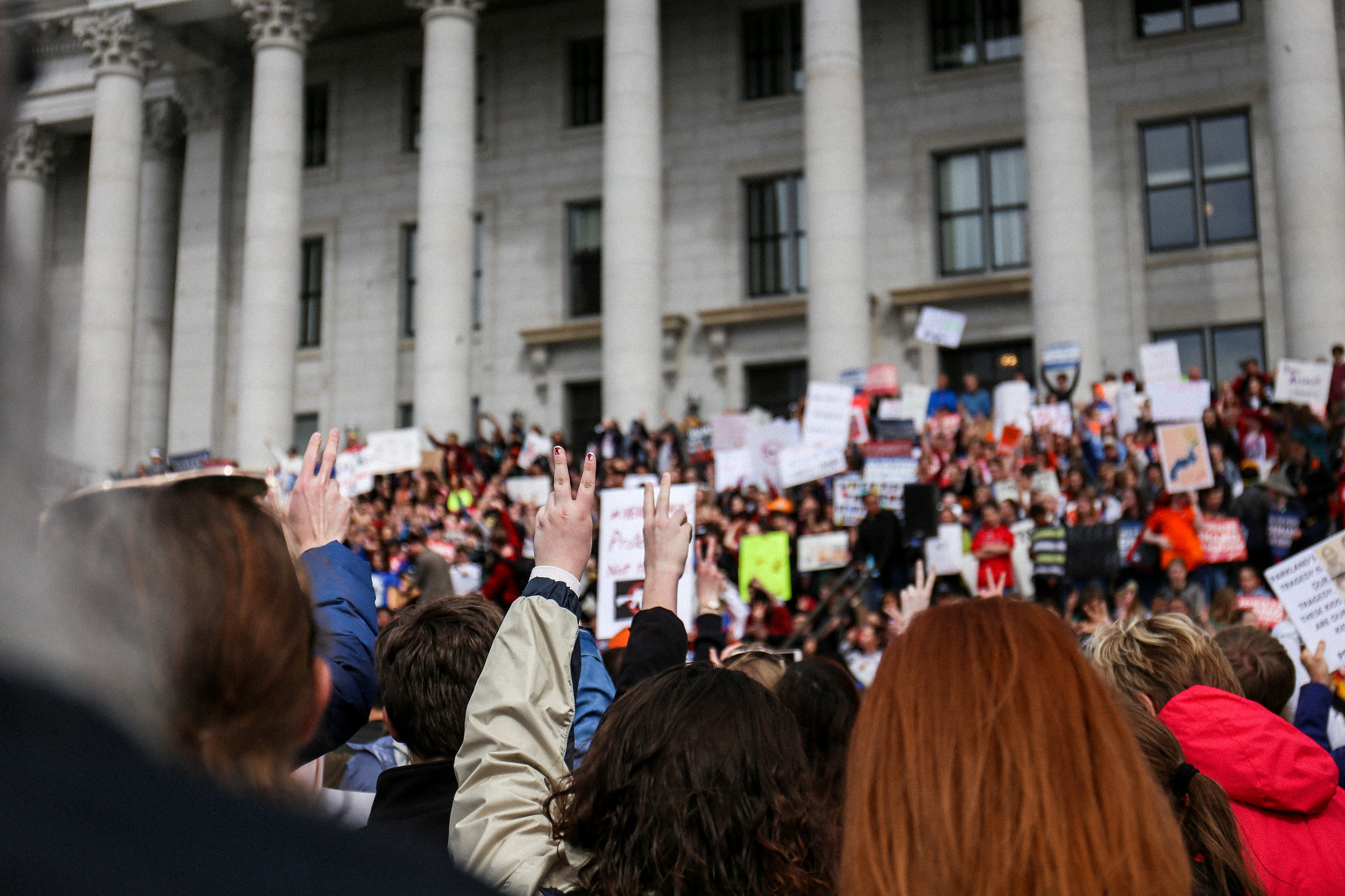 THE CAUSE - March For Our Lives Utah is the state chapter of March For Our Lives, a student-led gun violence prevention and public safety movement that began after the mass shooting at Marjory Stoneman Douglas HS in Parkland, FL on February 14, 2018. Learn more about us here.