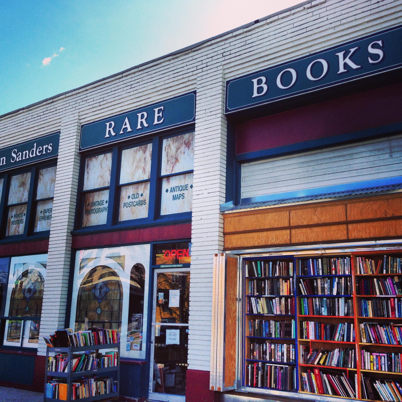 KEN SANDERS RARE BOOKS -
