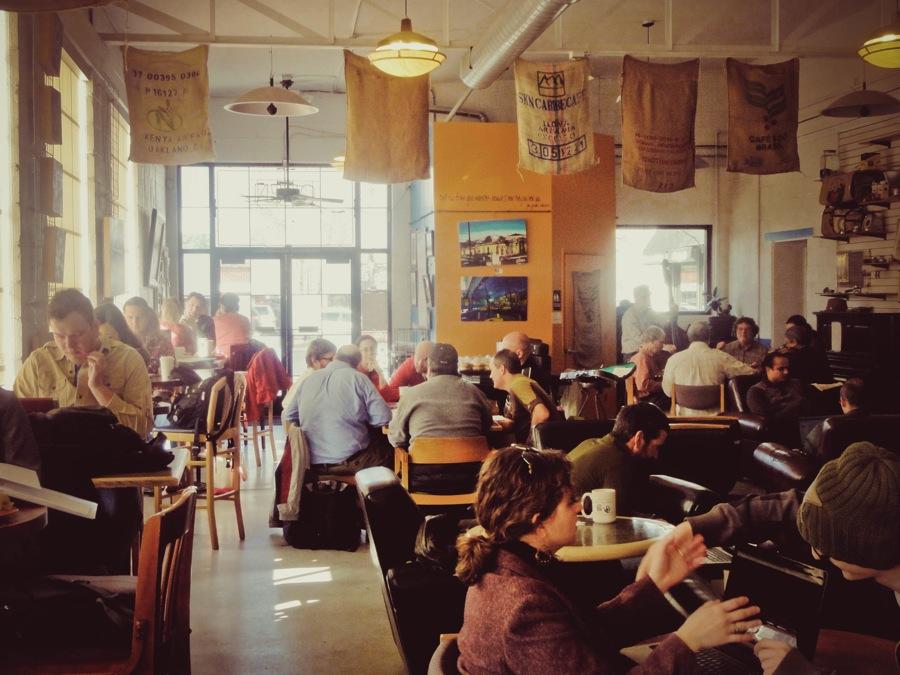 SUGARHOUSE COFFEE -
