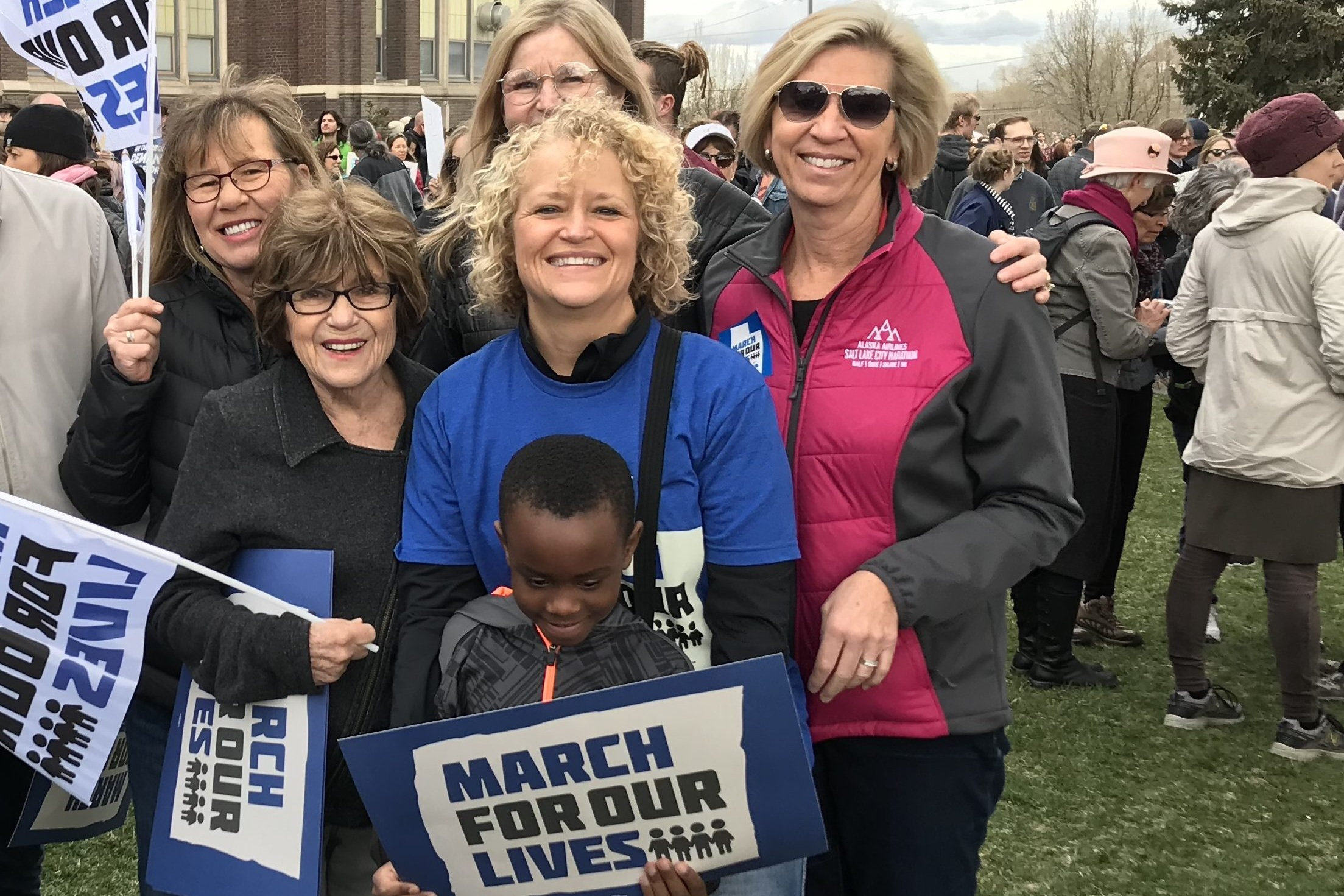 """MAYOR JACKIE BISKUPSKI - Mayor of Salt Lake City, UTRegistered """"Mayor For Our Lives"""""""