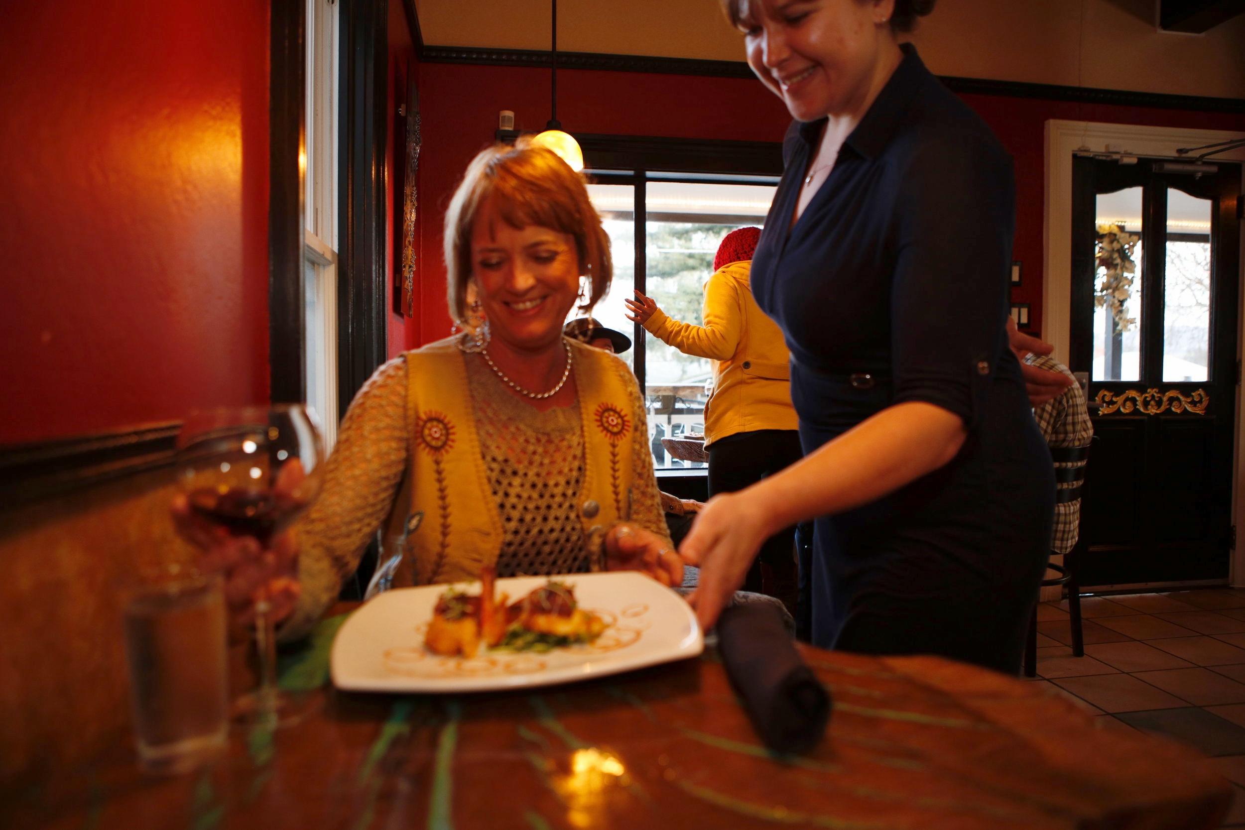 Diner Hopland CA 2018 Rock Seas Restaurant