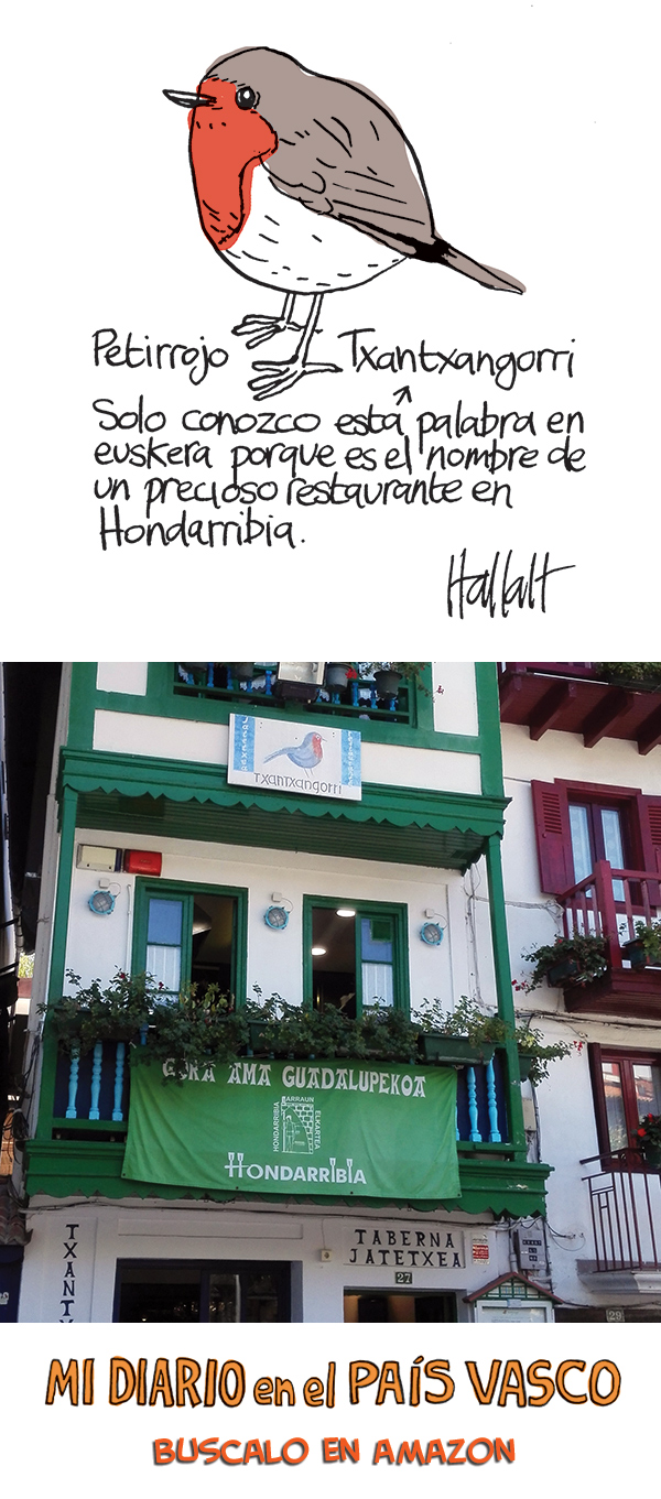 A lovely locals place in Calle San Pedro, Txantxangorri is a good place to order larger portions (raciones) of seafood.