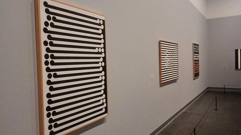 Gordon Walters at Christchurch Art Gallery