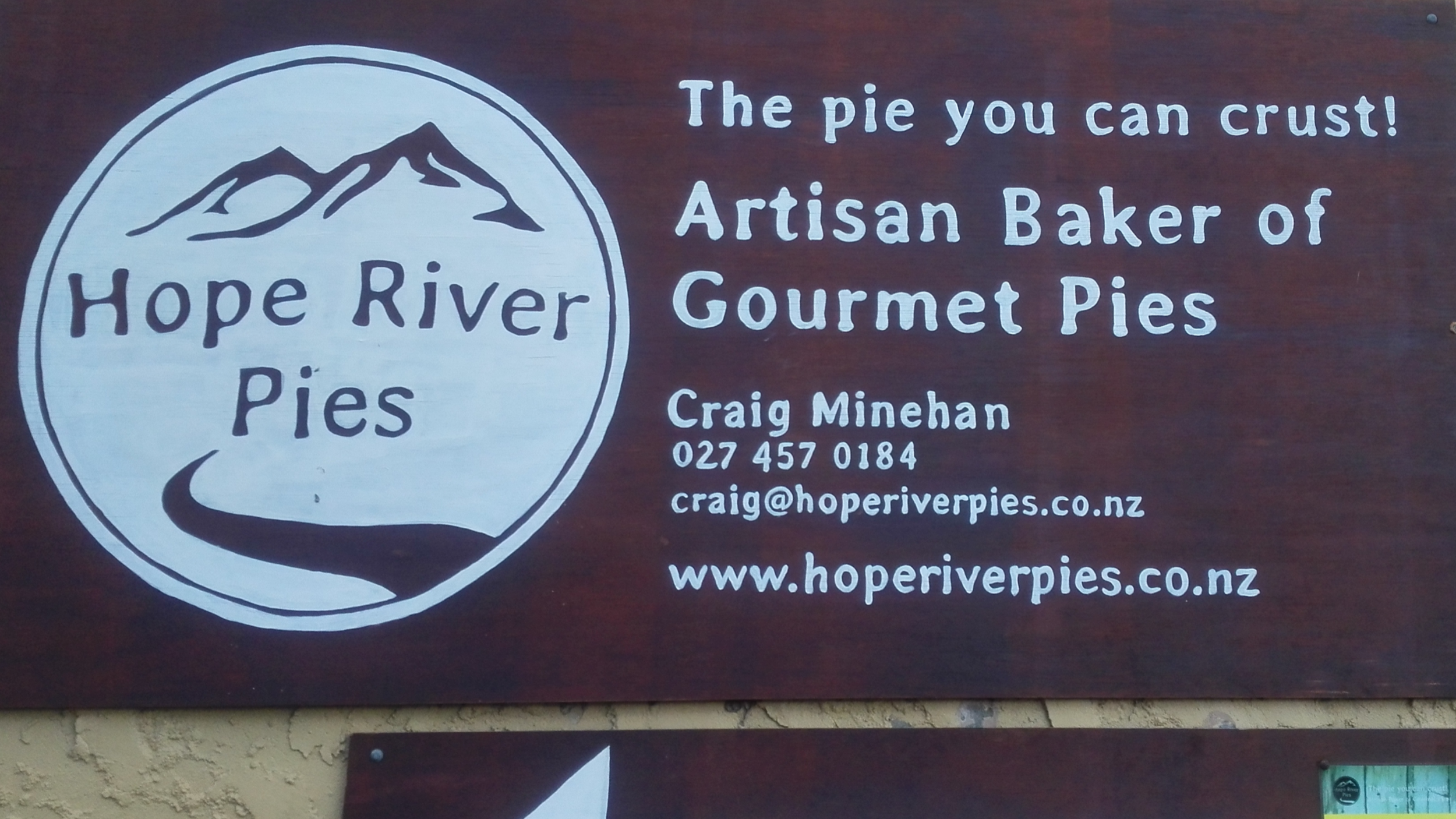 Hope River Pies