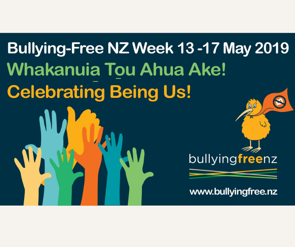 Bullying free week nz 2019