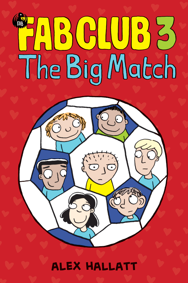 FAB 3 The Big Match cover