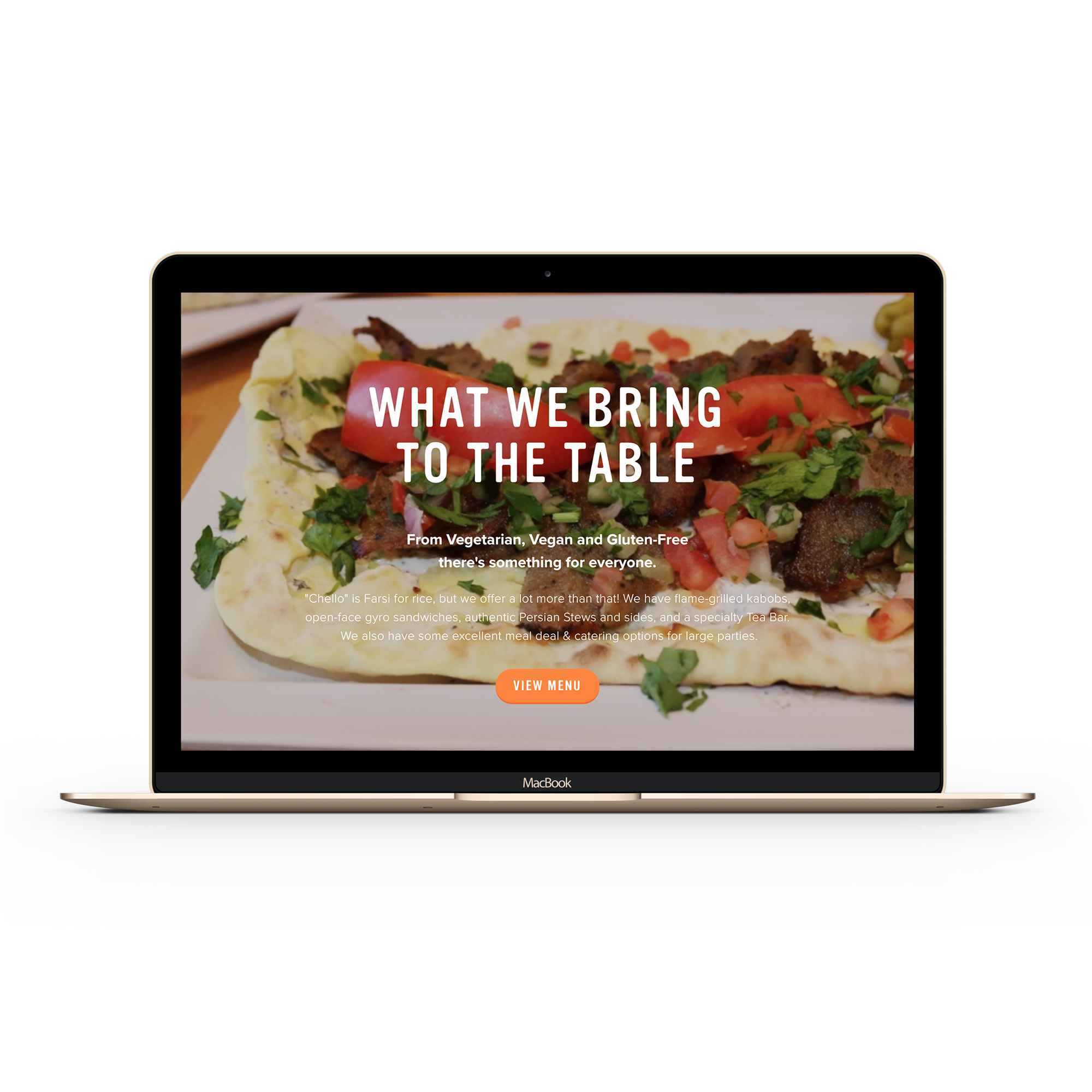 Chello Grill - Website Design, Photography, Online Marketing