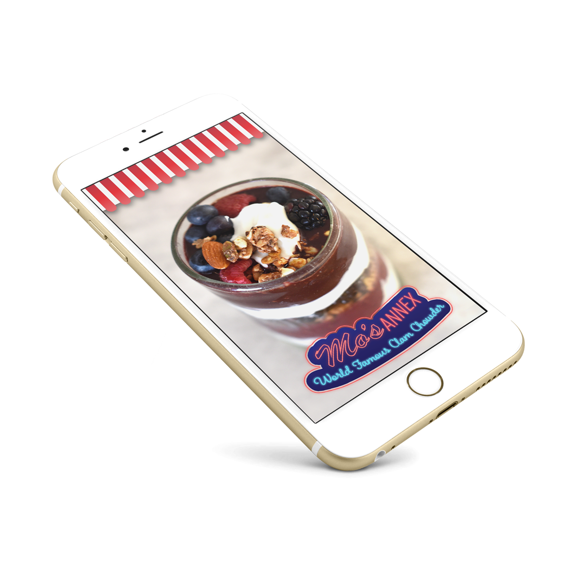 Business Snapchat Geofilters - Mo's Clam Chowder is a restaurant chain found along the coast of Oregon. They approached me with the idea of promoting their businesses by designing individual Snapchat Geofilters for each location. Every single filter is designed primarily with a unique aspect and element derived from the local area.