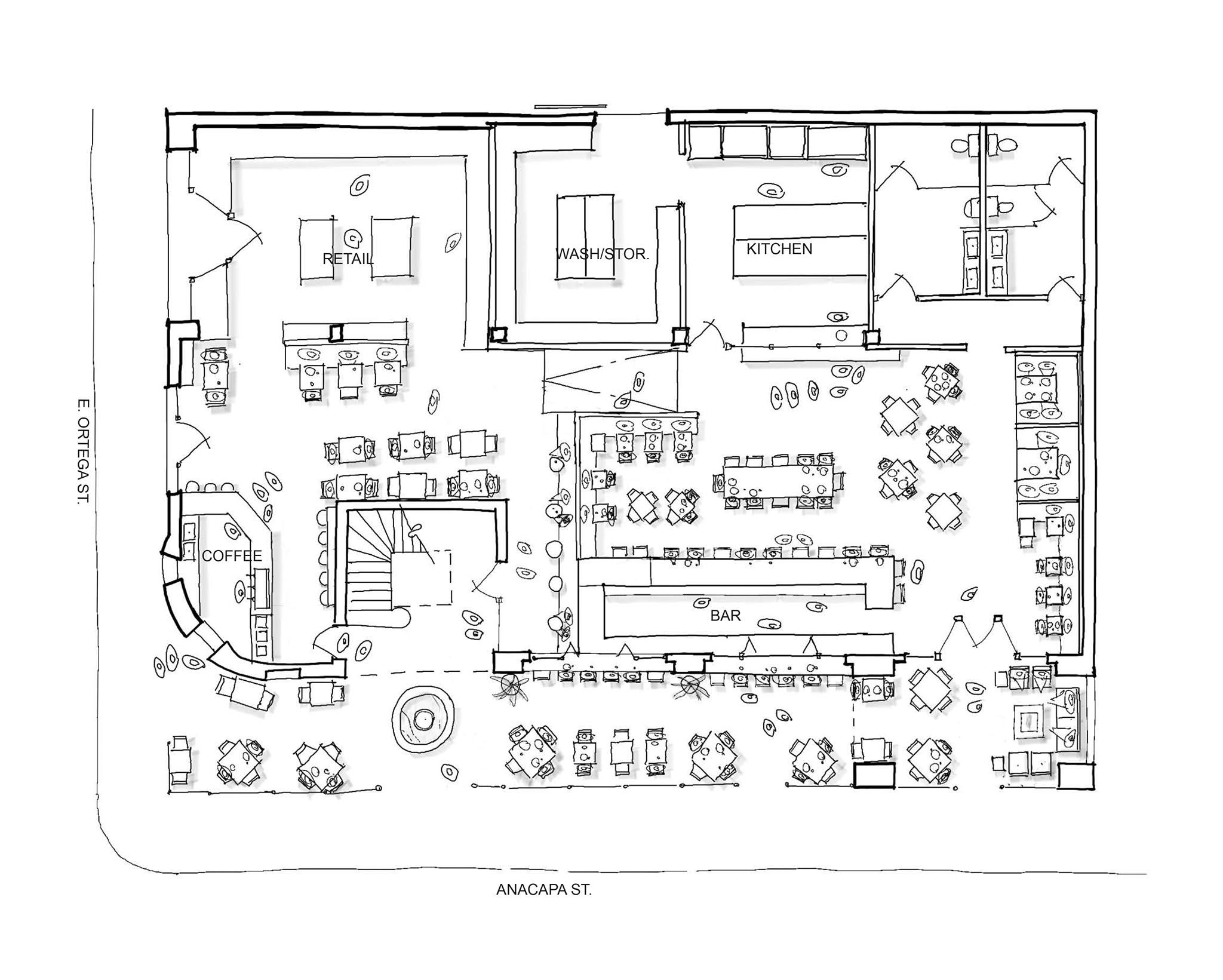 Ground Floor Food & Beverage / Retail