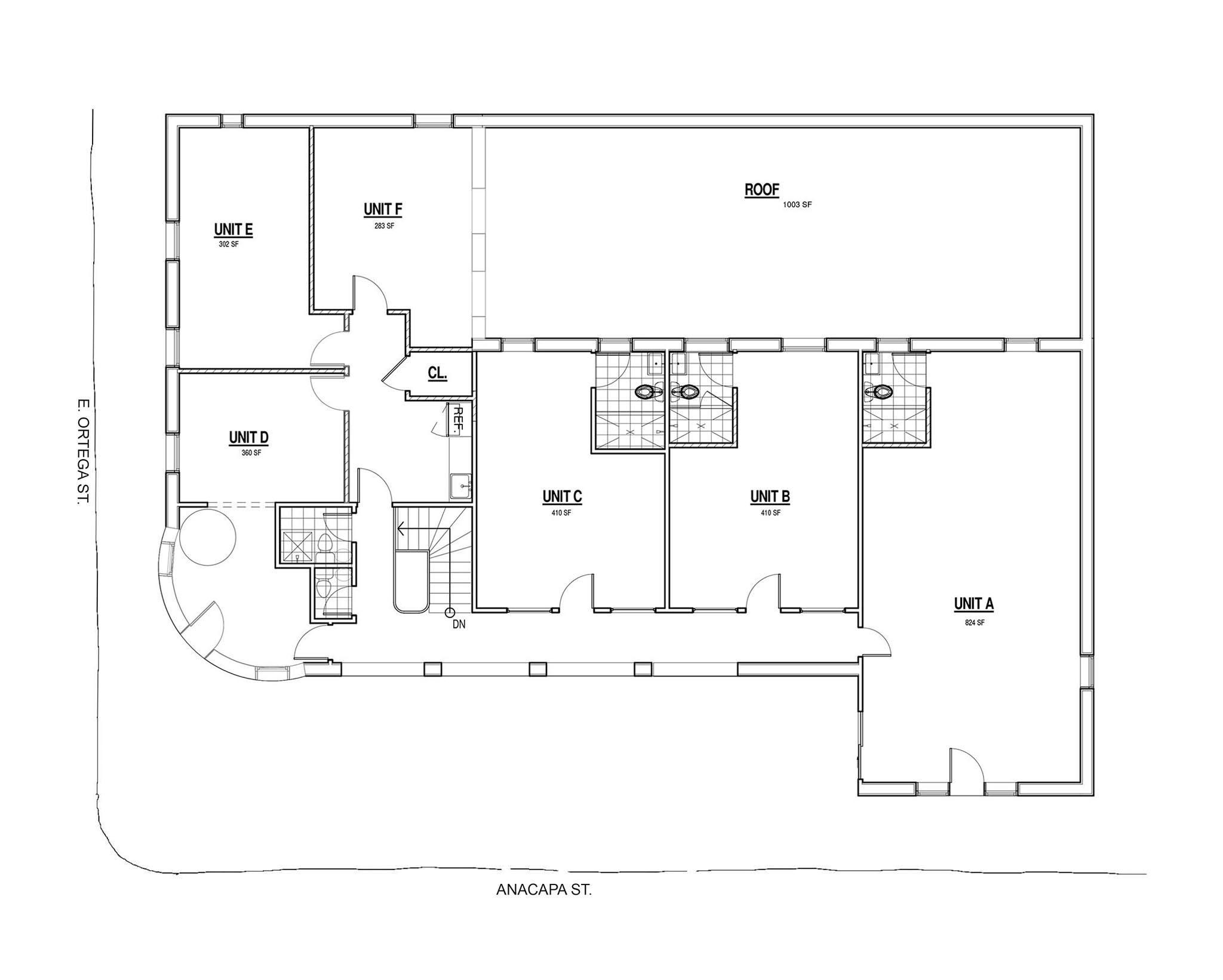 Second Floor Office Suites