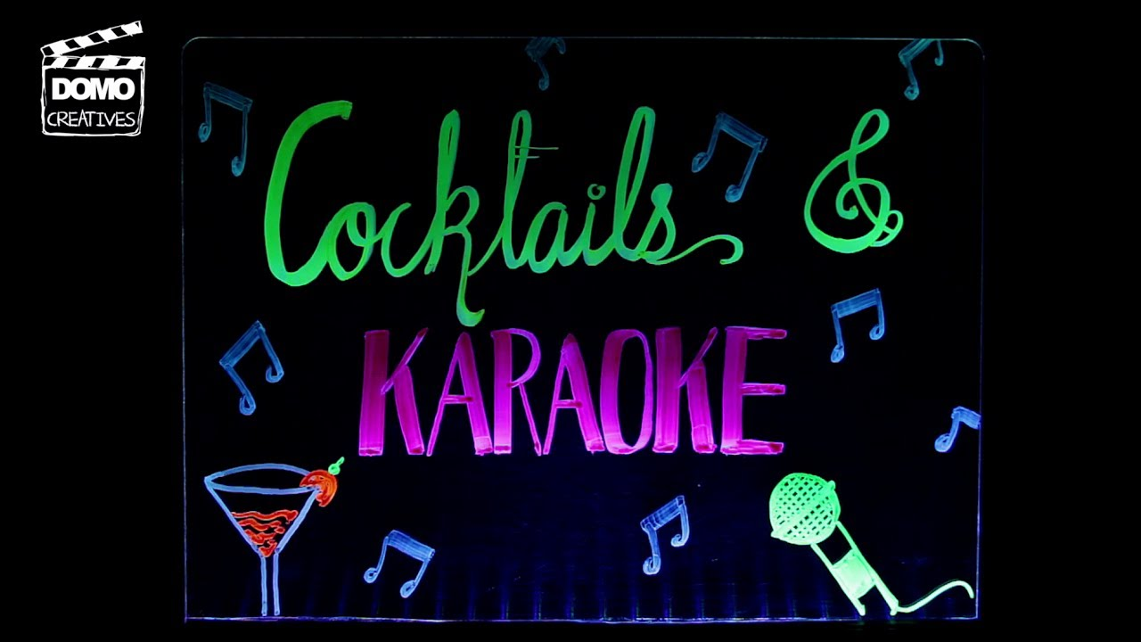Cocktails & Karaoke - Be the lead singer in our live band! & BYOB