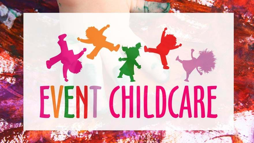Childcare for Weddings & Events - including your private spa parties!