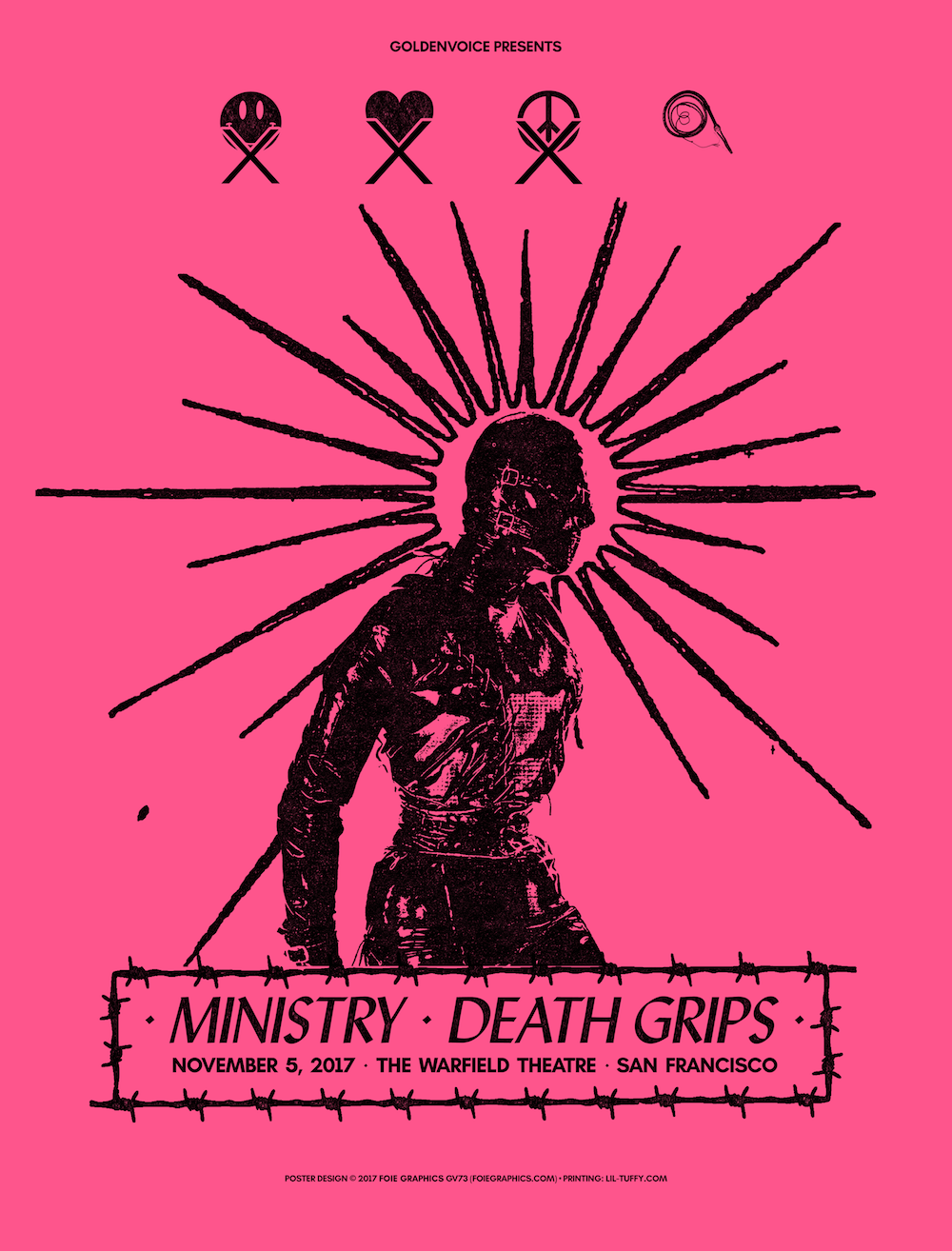 Ministry/Death Grips