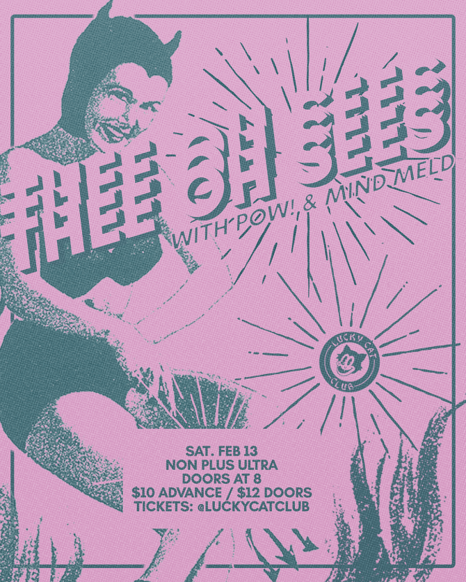 Thee Oh Sees (Oh Sees)
