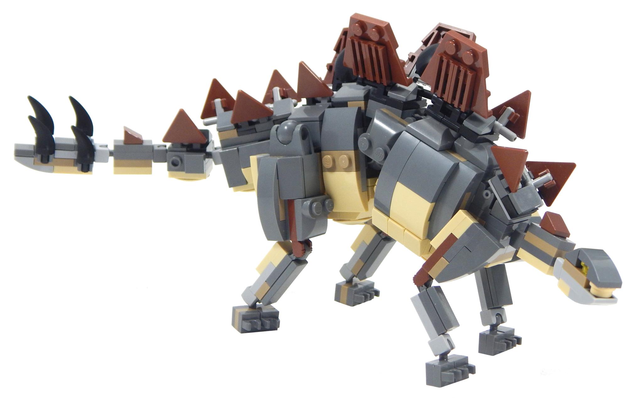 Stegosaurus —total budget: $150 USD