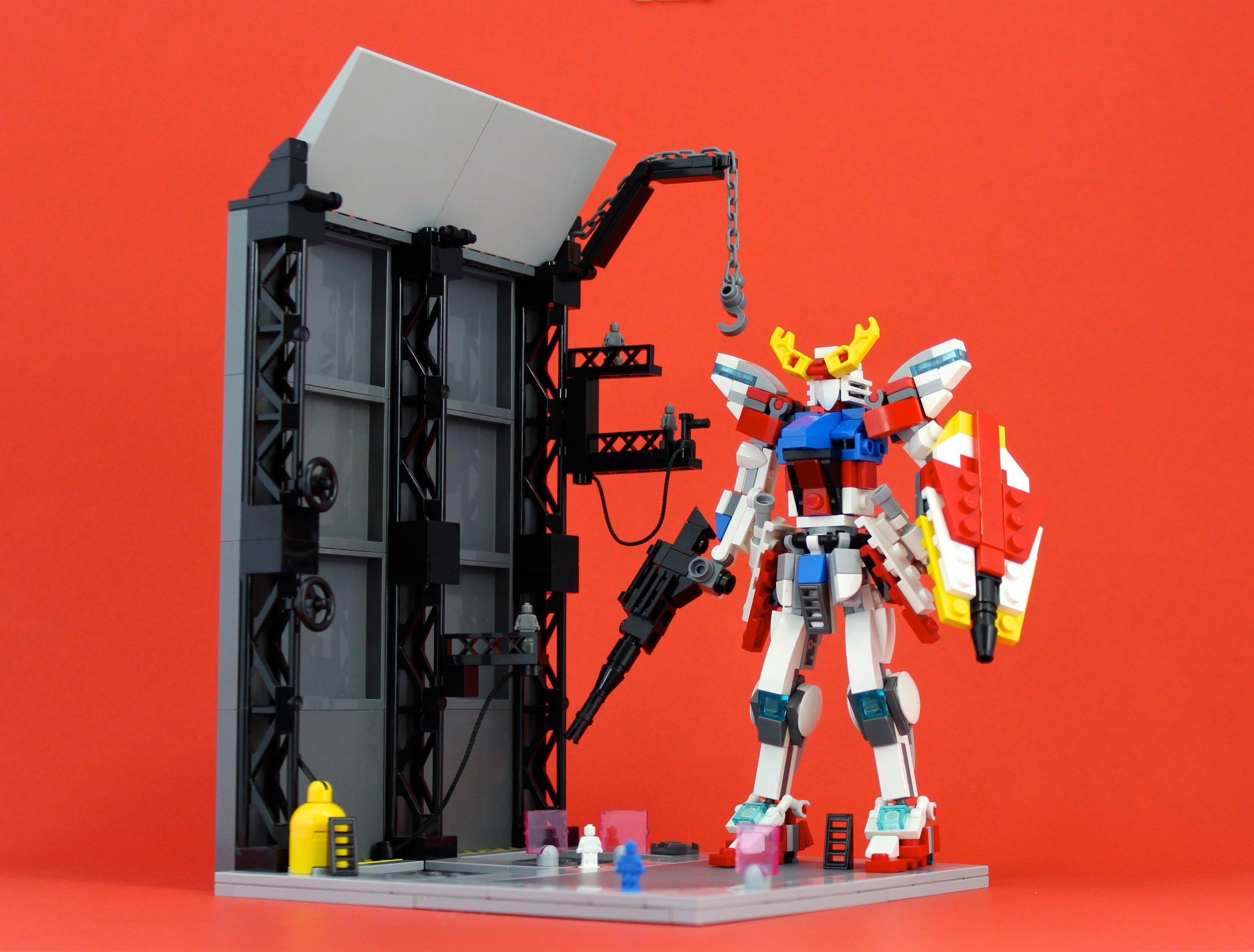 Strike Gundam Launch Ready.JPG