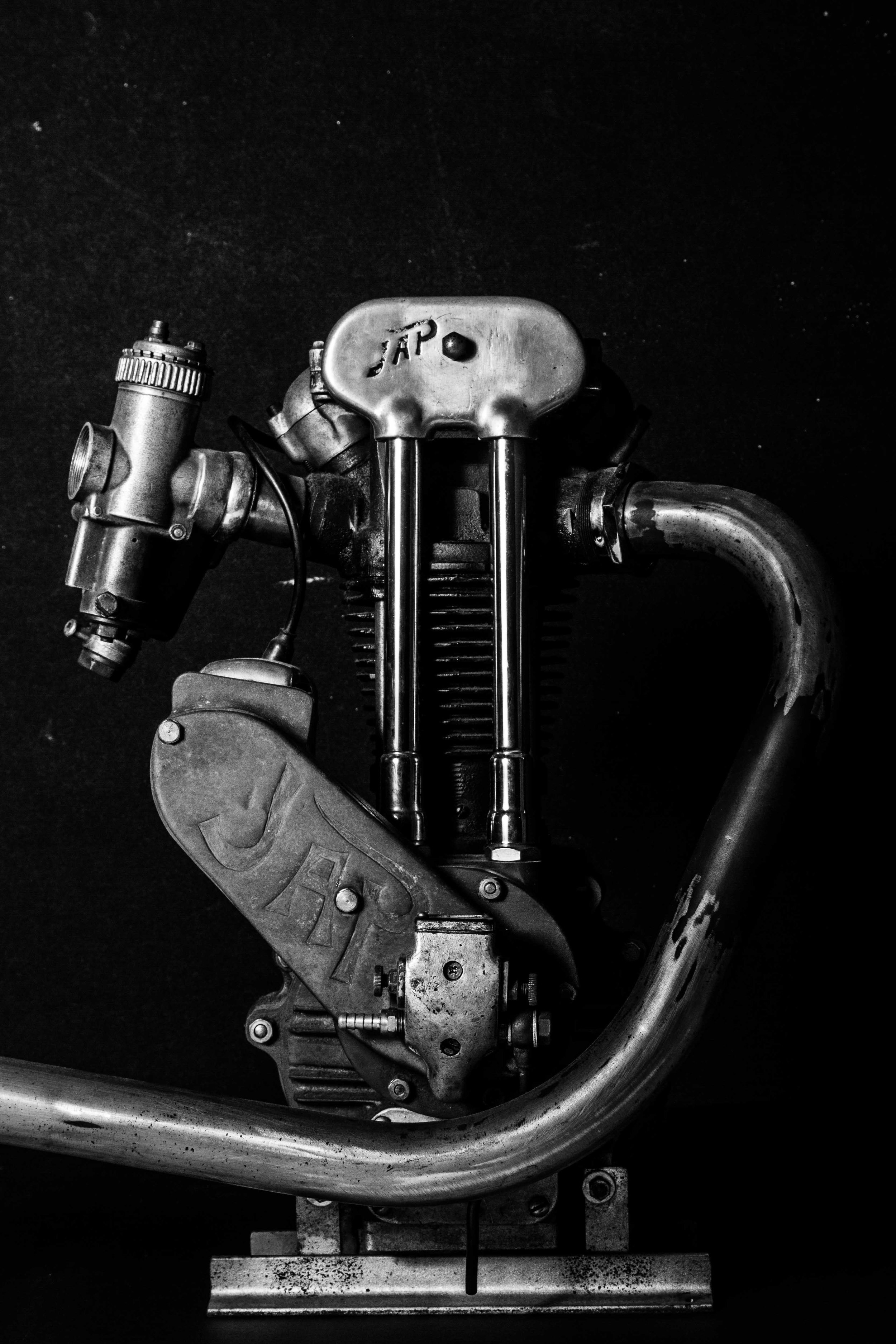 JAP motor.