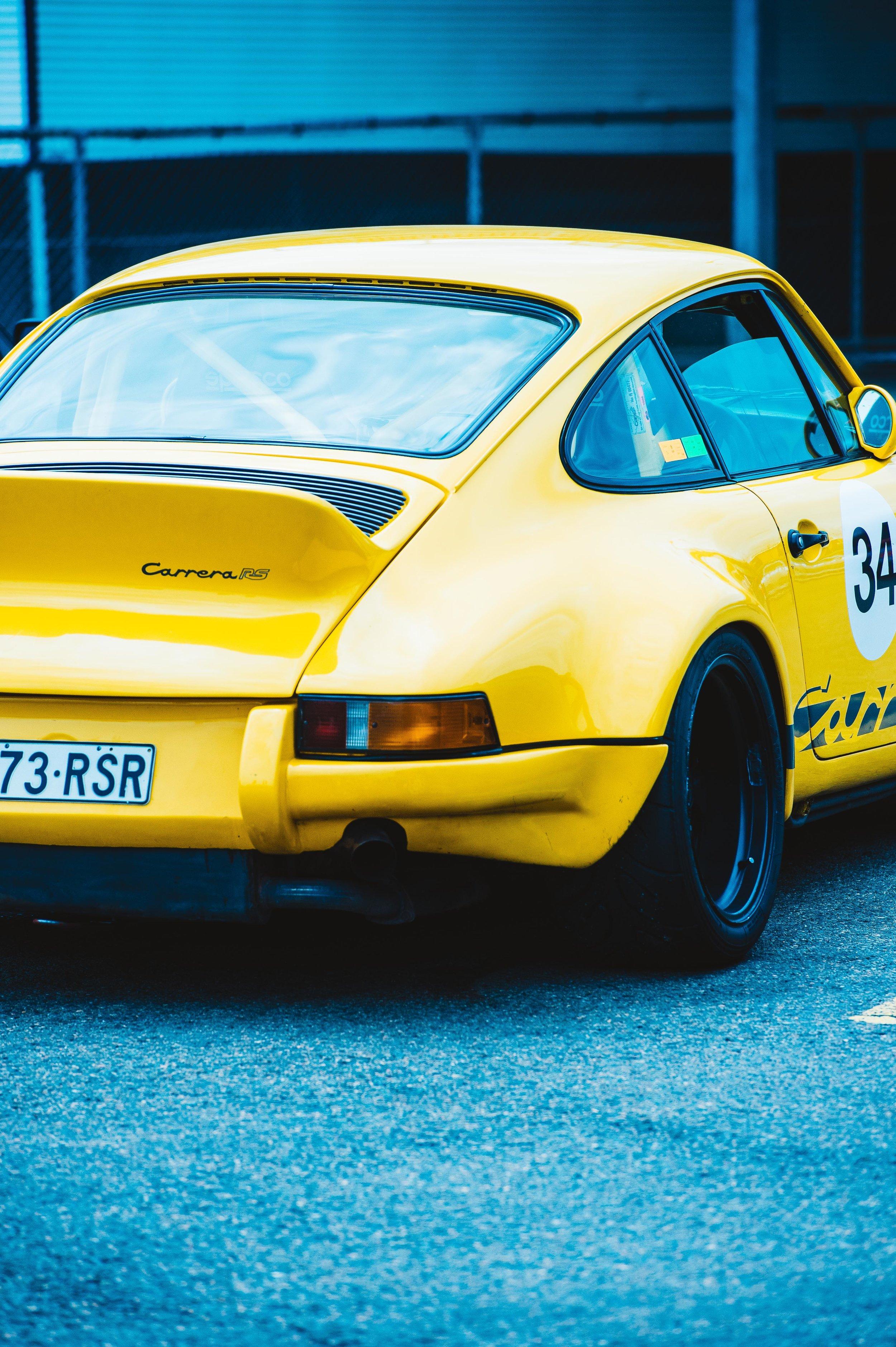 RSR, Porsche Club day