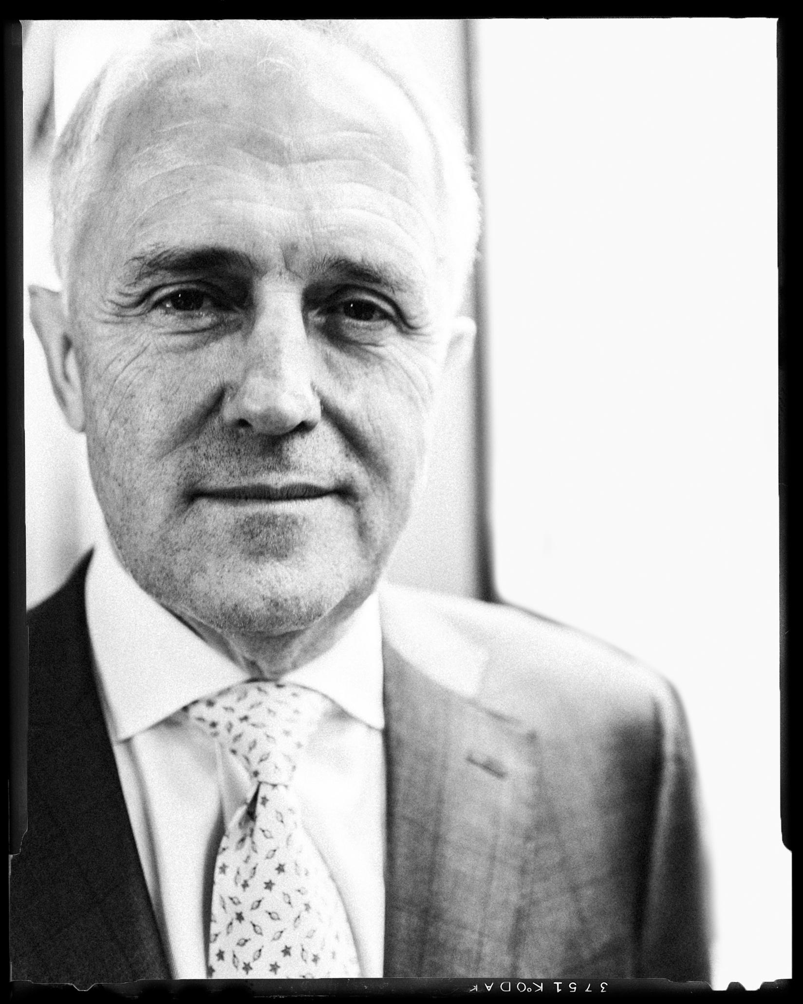 Prime Minester Turnbull, 2017