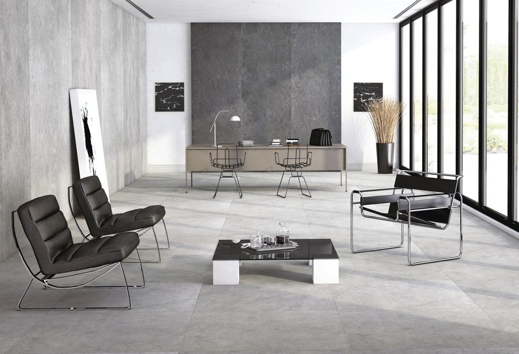 MAXFINE LIMESTONE COLLECTION - Porcelain tile cladding and covering