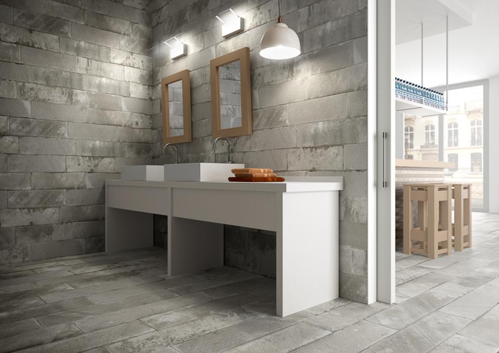 Brickwork - Internal and external wall and floor cladding