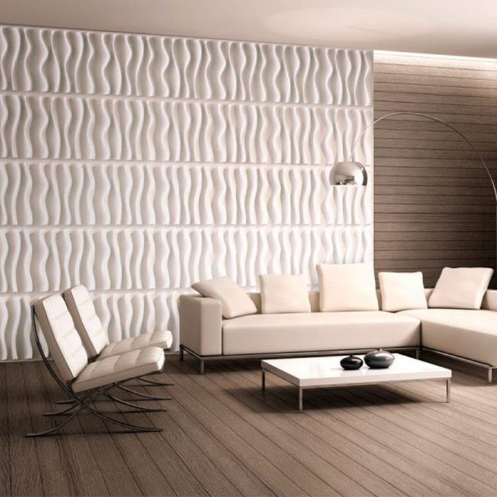 Waves Collection - Wall Panels
