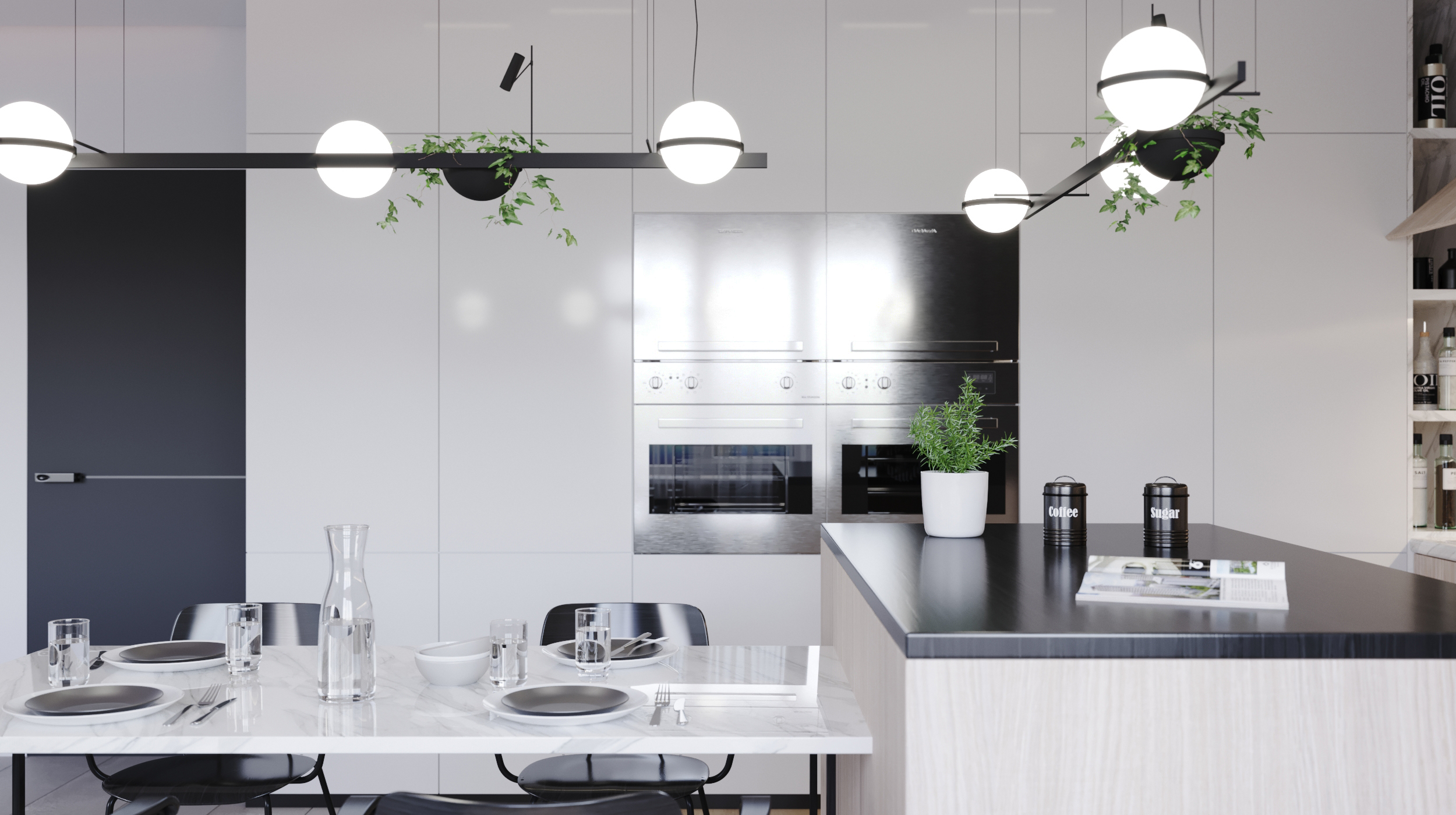 Kitchen Remodeling Services by Galaxy Construction