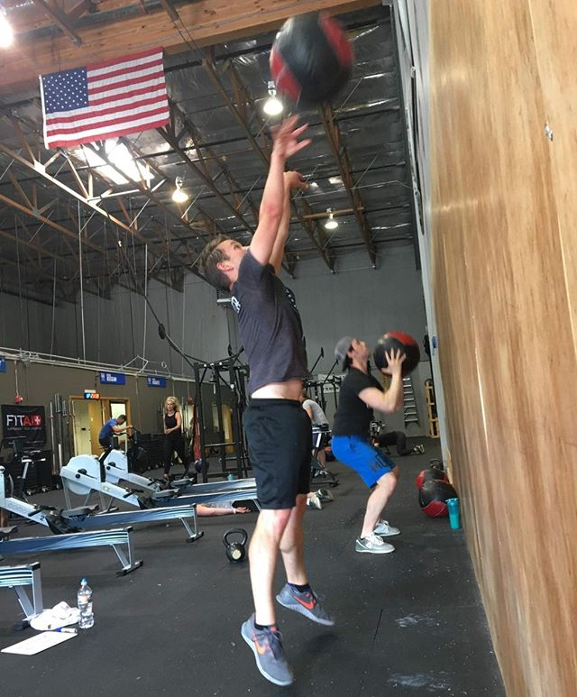 Kyan working his way through some Wall Ball Shots⠀ ⠀ Reserve a spot in your first CrossFit Class for FREE via the link in our bio or at www.cascadecrossfit.com 😎⠀ ⠀ #fitfam #cascadecrossfit #crossfit #northbend #issaquah #snoqualmie #issaquahhighlands #sammamish #fallcity #preston #fitness  #workout #motivation #fit #gym #fitspo #training #exercise #gymlife #fitnessmotivation #getfit⠀
