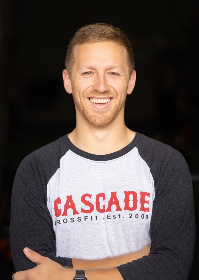 Brady Seaman, Coach / In-house Chiropractor