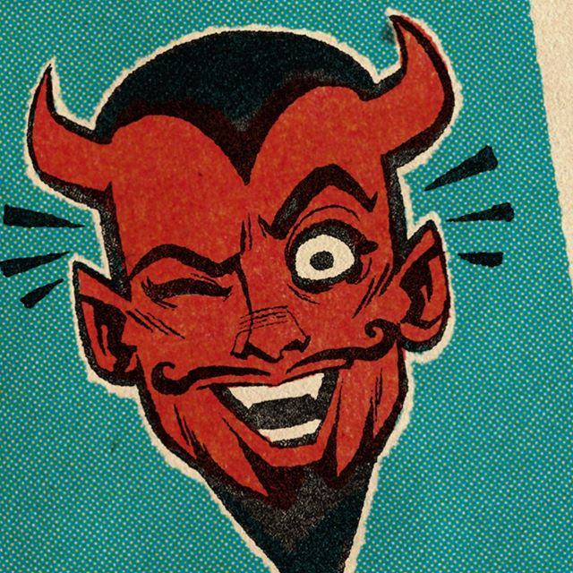 Played with the new #debaser filters from @truegrittexturesupply 🤘☠️ so much fun! #satan#halloween#silveragecomics