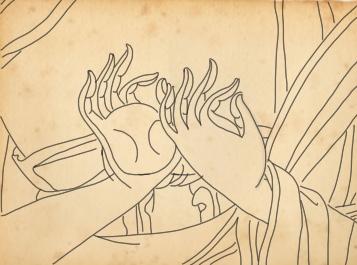 buddha hands on parchment.jpg