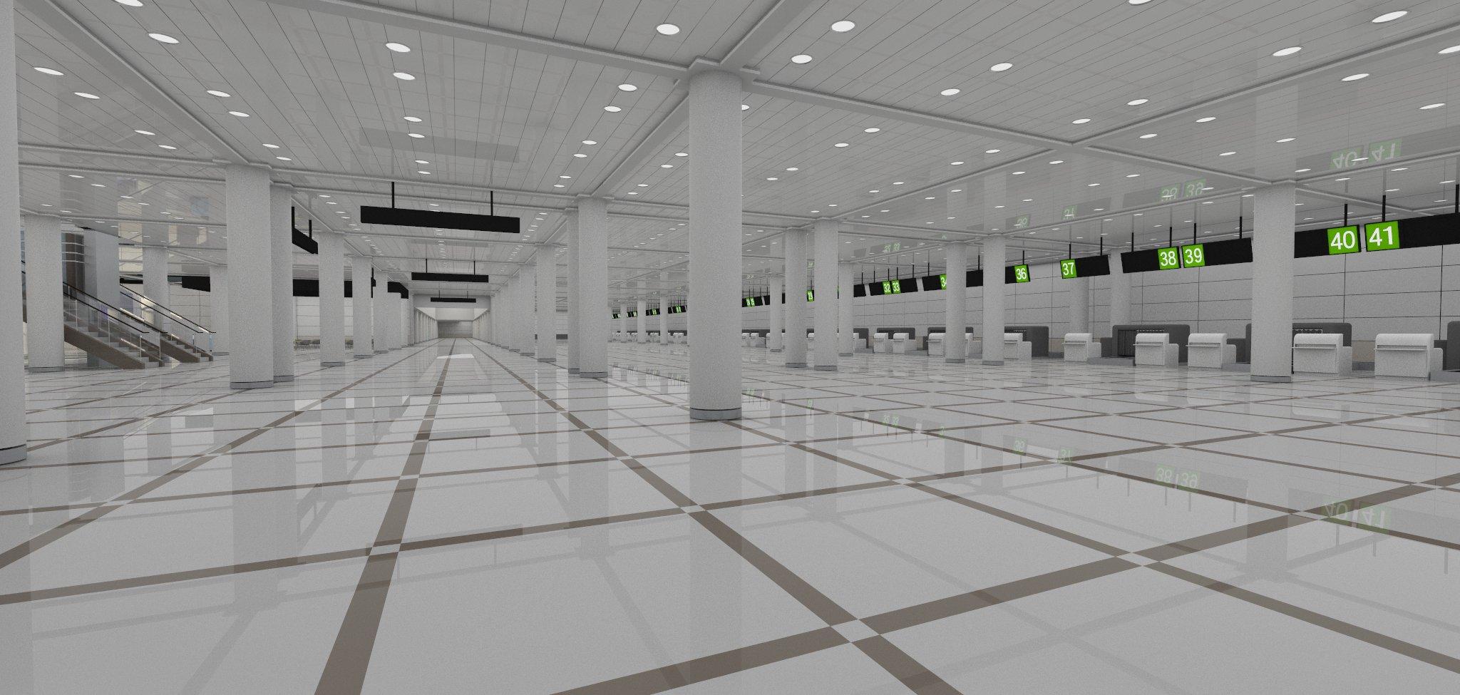 JinJiang Int'l Airport<br>晉江國際機場航站樓擴建