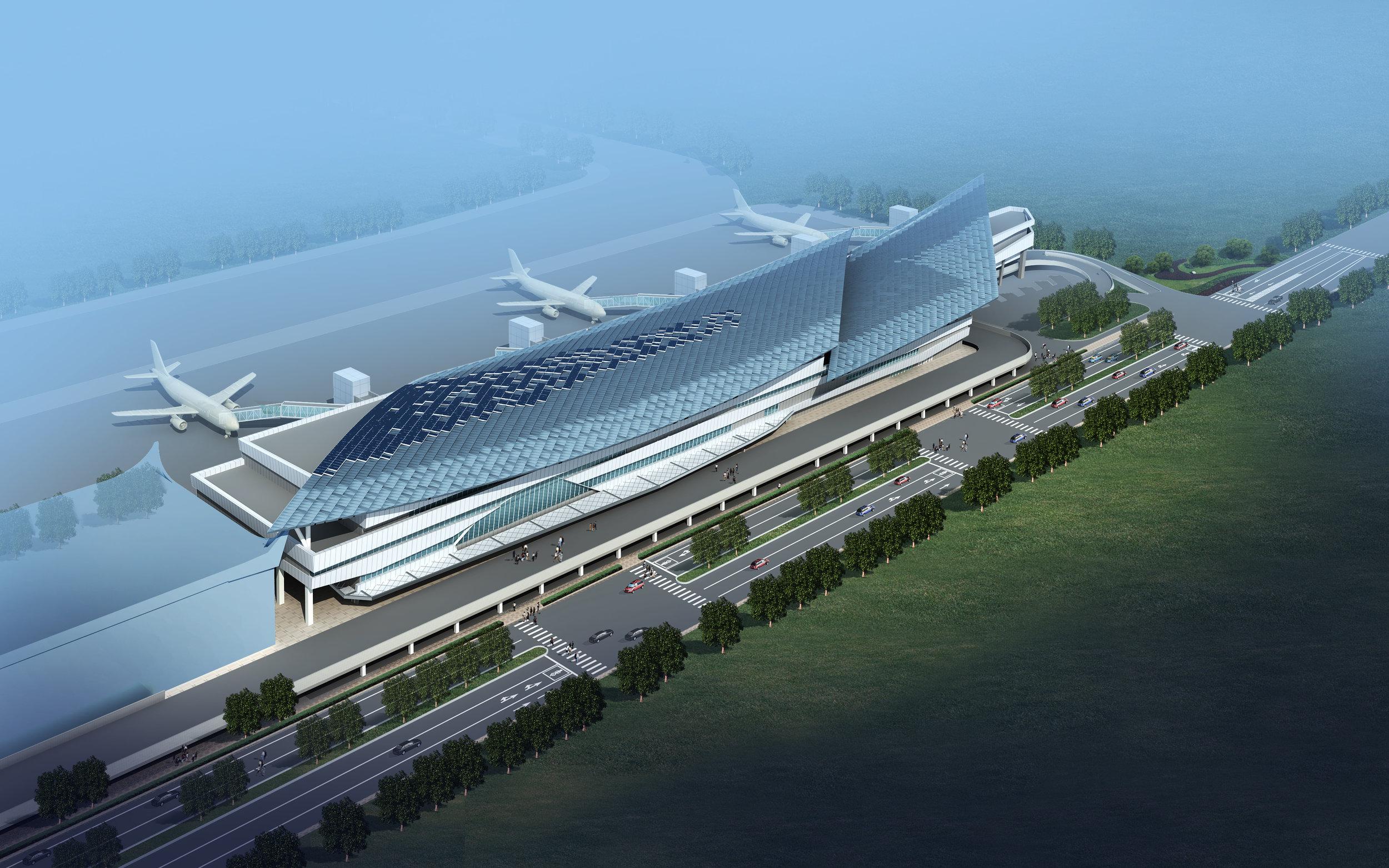 Taichung Int'l Airport<br>台中國際機場
