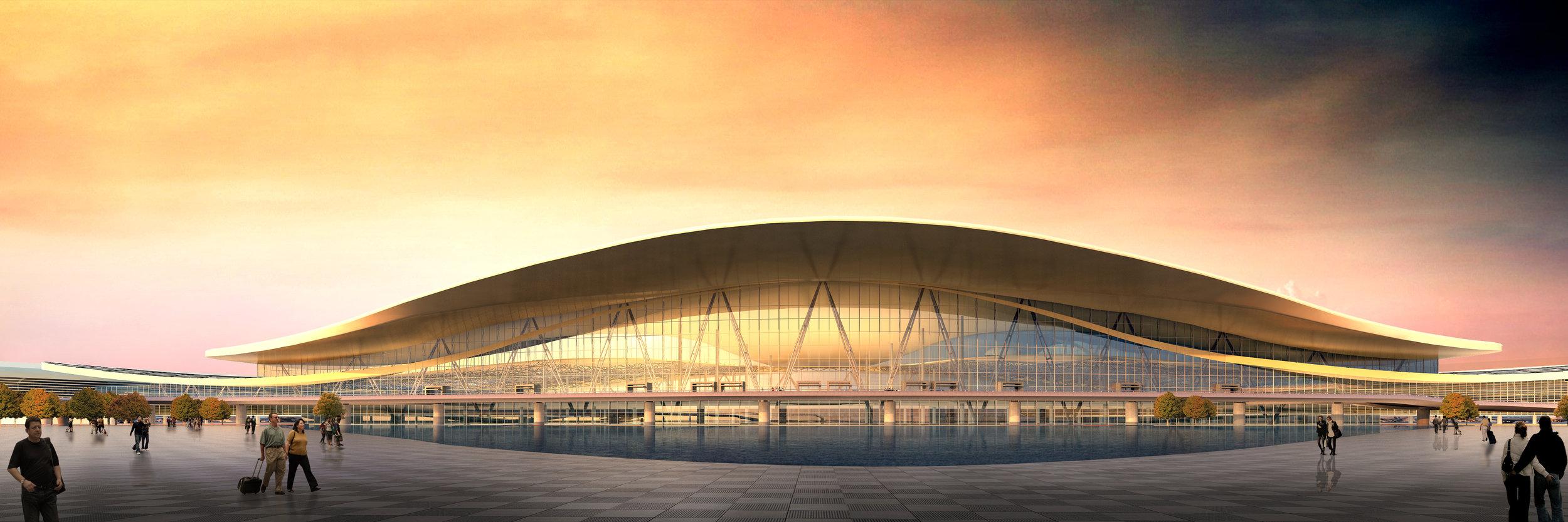 Tianhe Int'l Airport<br>天河國際機場