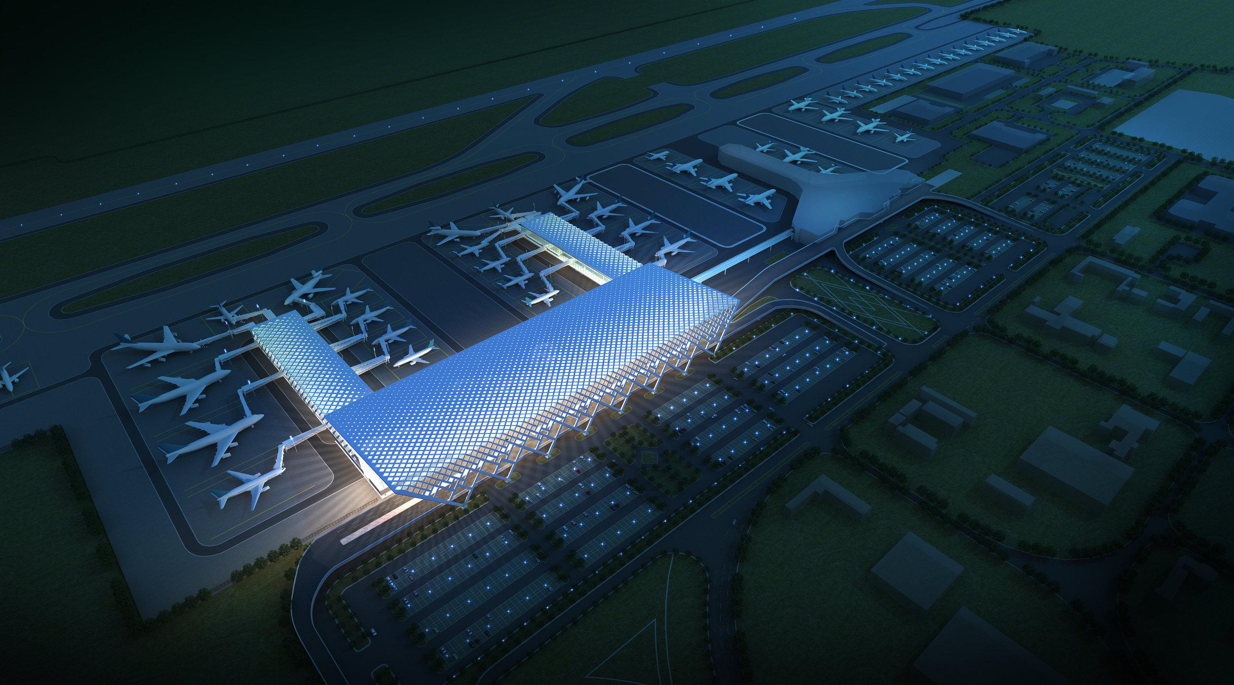 Longdongbao Int'l Airport<br>龍洞堡國際機場