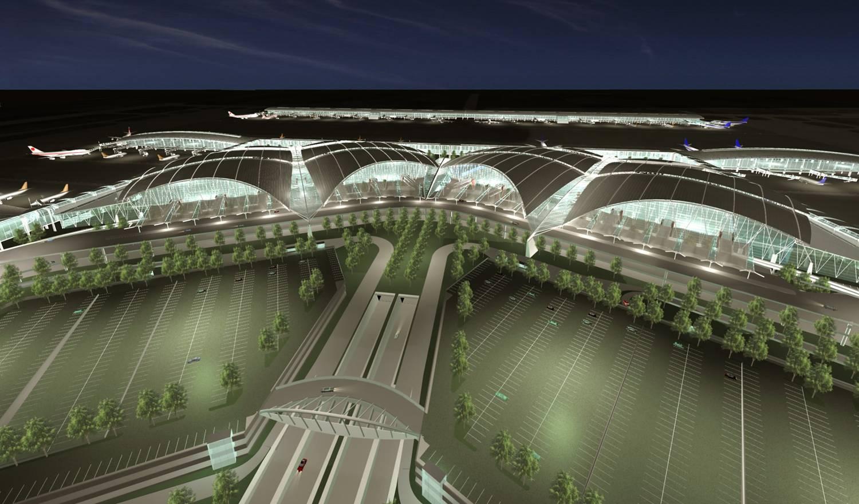 Baiyun Int'l Airport T2<br>新白雲國際機場T2