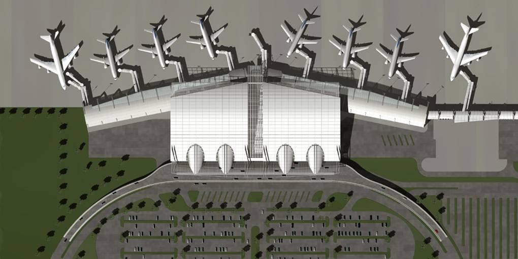 Xian Int'l Airport<br>中國西安國際機