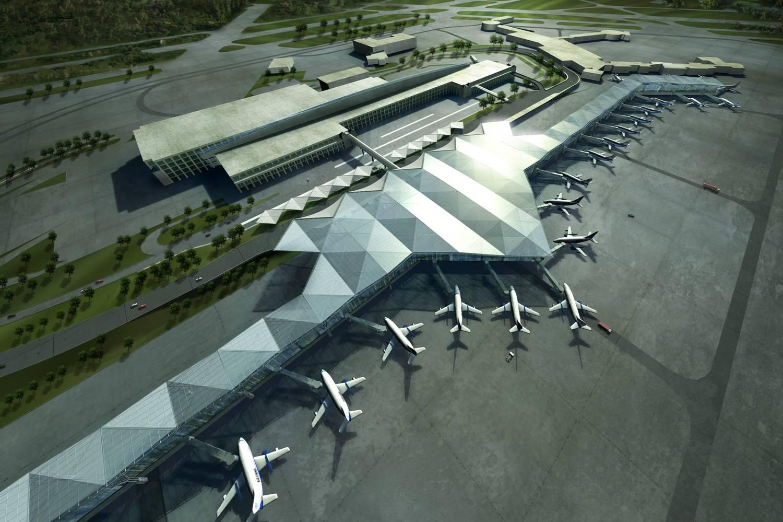 Detroit Airport<br>美國底特律機