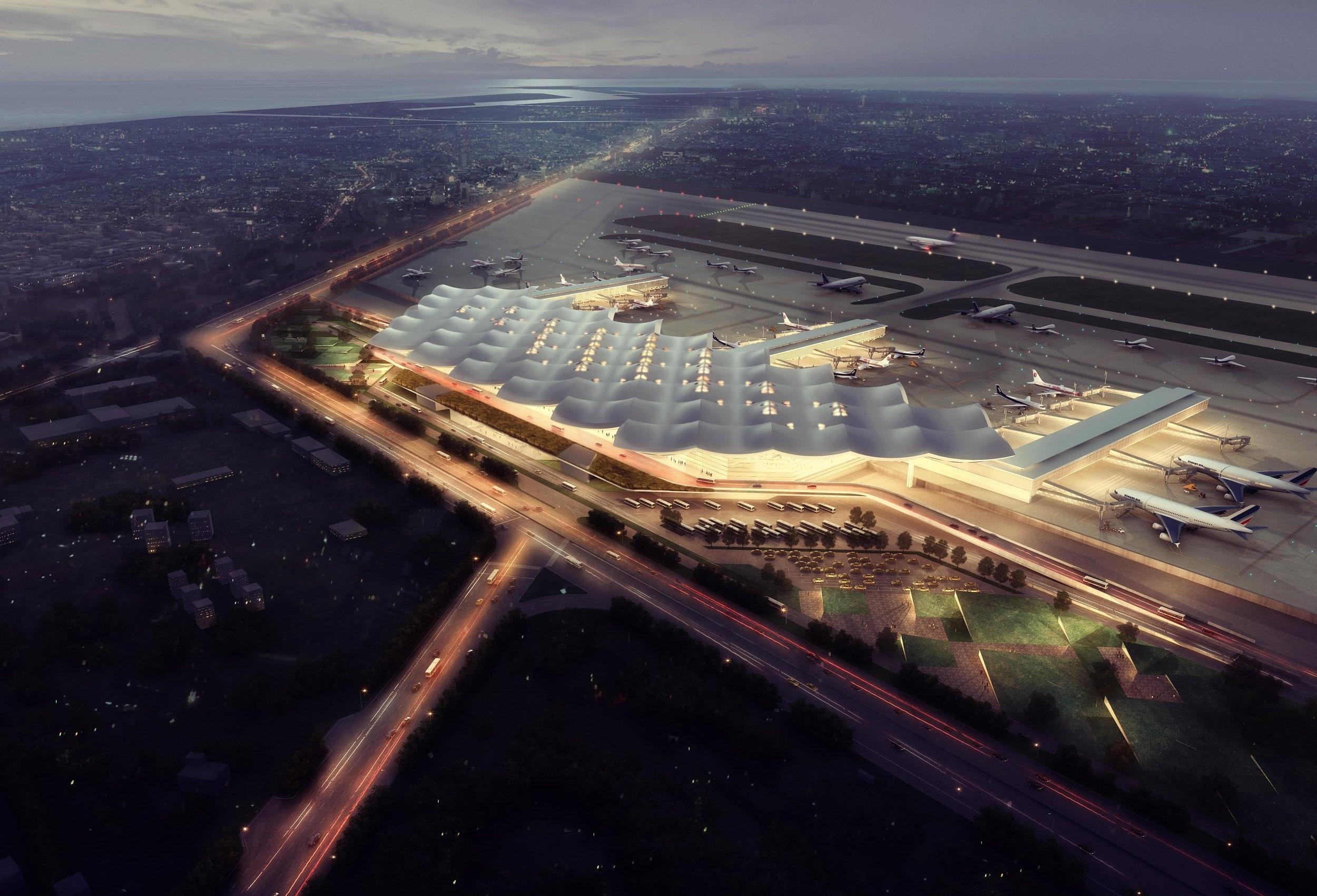 Kaohsiung International Airport 高雄國際機場