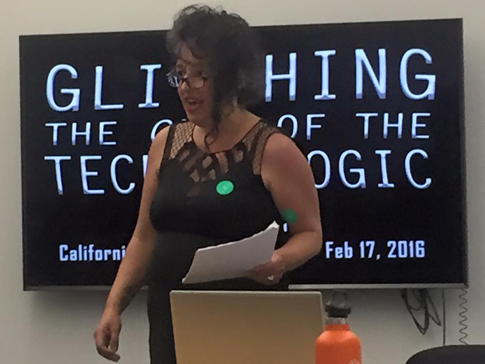 Graduate Fine Arts Satellite Lecture Series, California College of the Arts, San Francisco. 2016