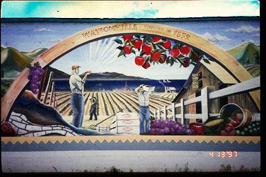 Farmworker Mural