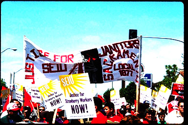 April 1997 March on Watsonville