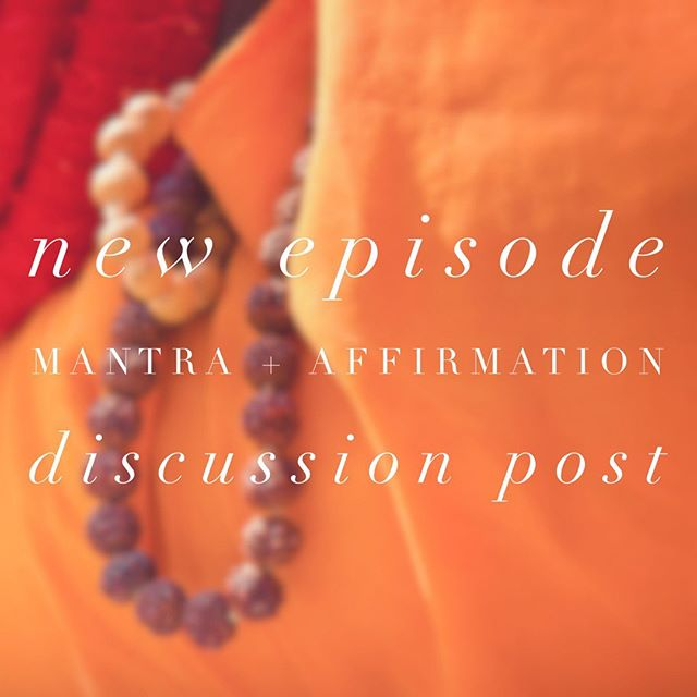 Episode 26 - Mantra and Affirmations . Share your favorite mantra or affirmation here! Check out our blog (link in bio) to see some of our favorites! .  #newepisode #podcast #women #growth #development #empower #newpodcast #bonfirebabespodcast #womenwhopodcast #girlswhopodcast #blog #womenbloggers #alignment #flow #lawofattraction #highvibe #manifest #intuition