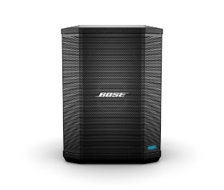 New! Bose S1 Pro System! - Sound great anywhere with the ultra-portable Bose S1 Pro Multi-Position PA system. Designed for musicians, DJs, and general PA use, the S1 Pro is the ultimate all-in-one PA, floor monitor, practice amplifier and primary music system. Multiple positions, supported by Auto EQ, ensure that you always sound your best. And with a 3-channel mixer, reverb, Bluetooth® streaming and ToneMatch® processing onboard, the S1 Pro is ready to be your go-anywhere PA.