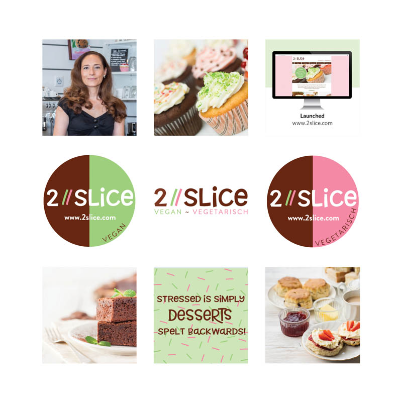 2Slice Instagram Grid