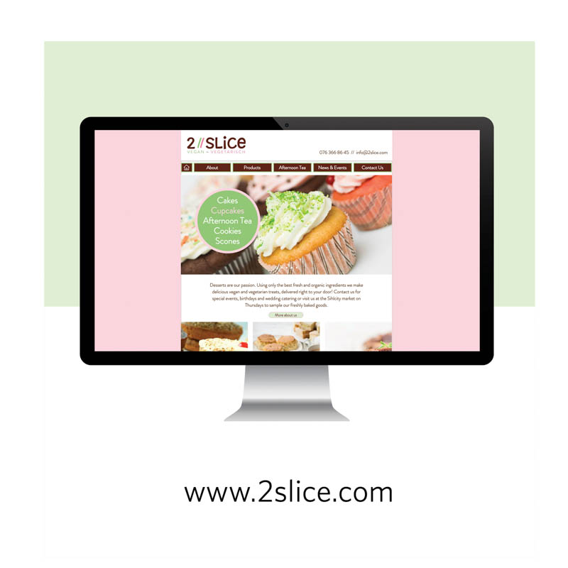2Slice Website