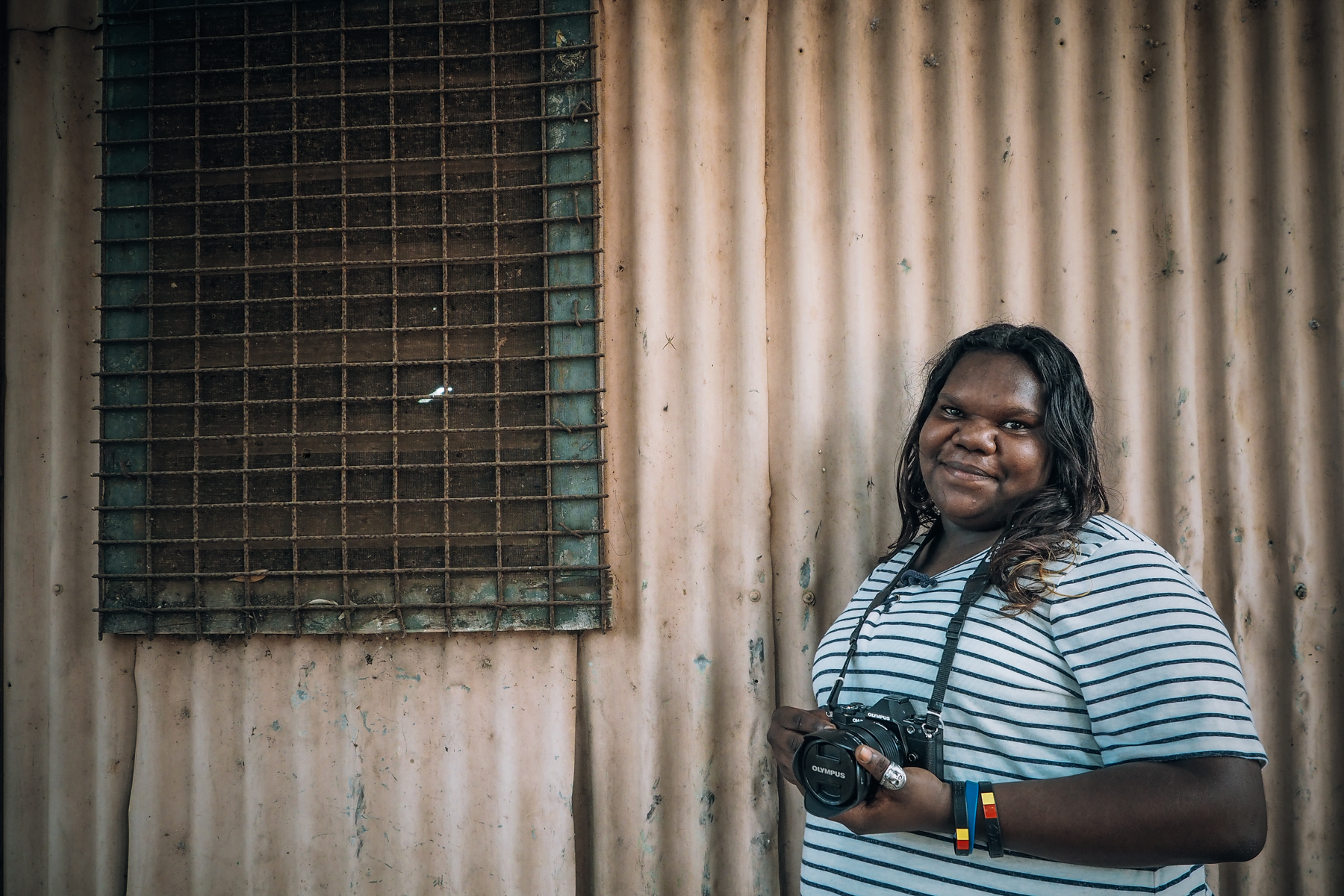 Maria Maraltadj in Kalumburu