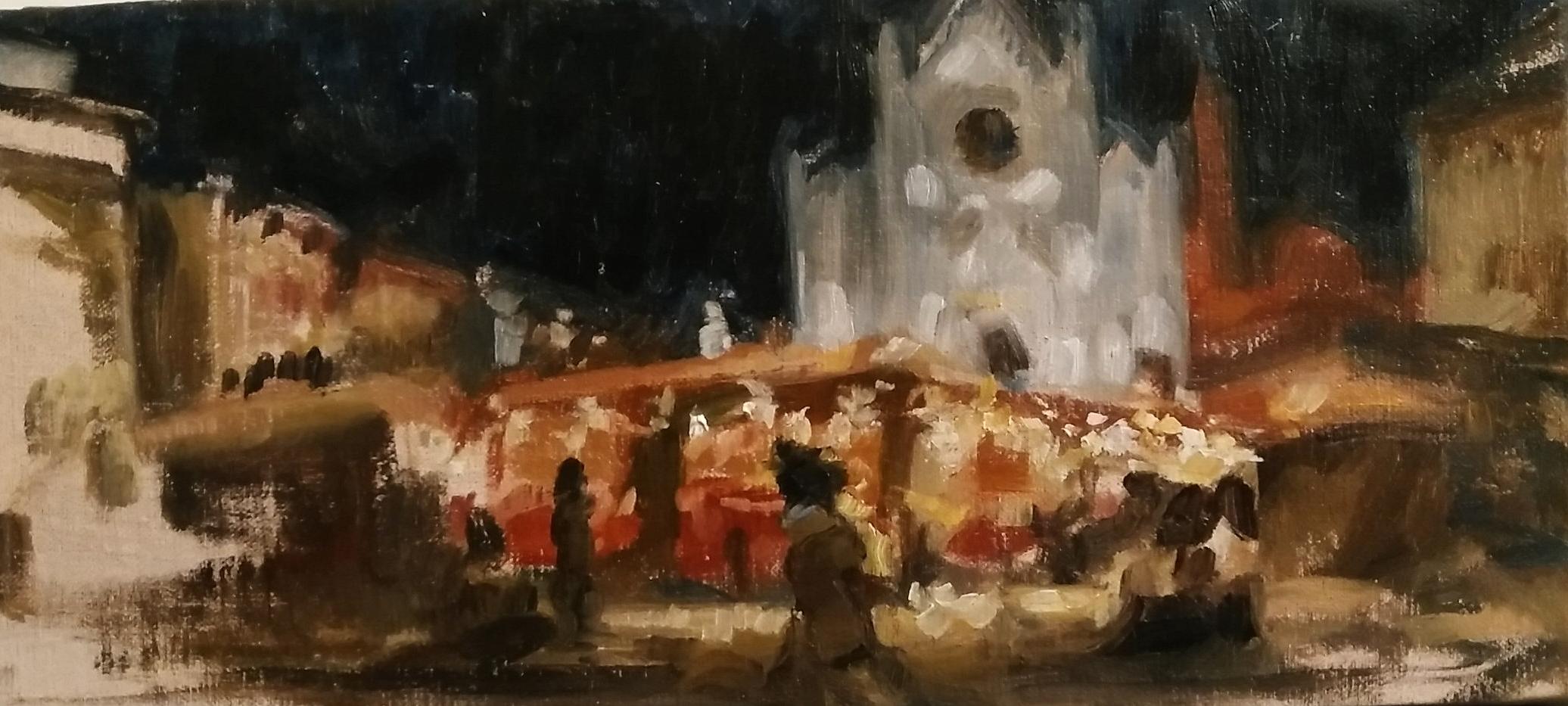 Florence Night Market Nocturne