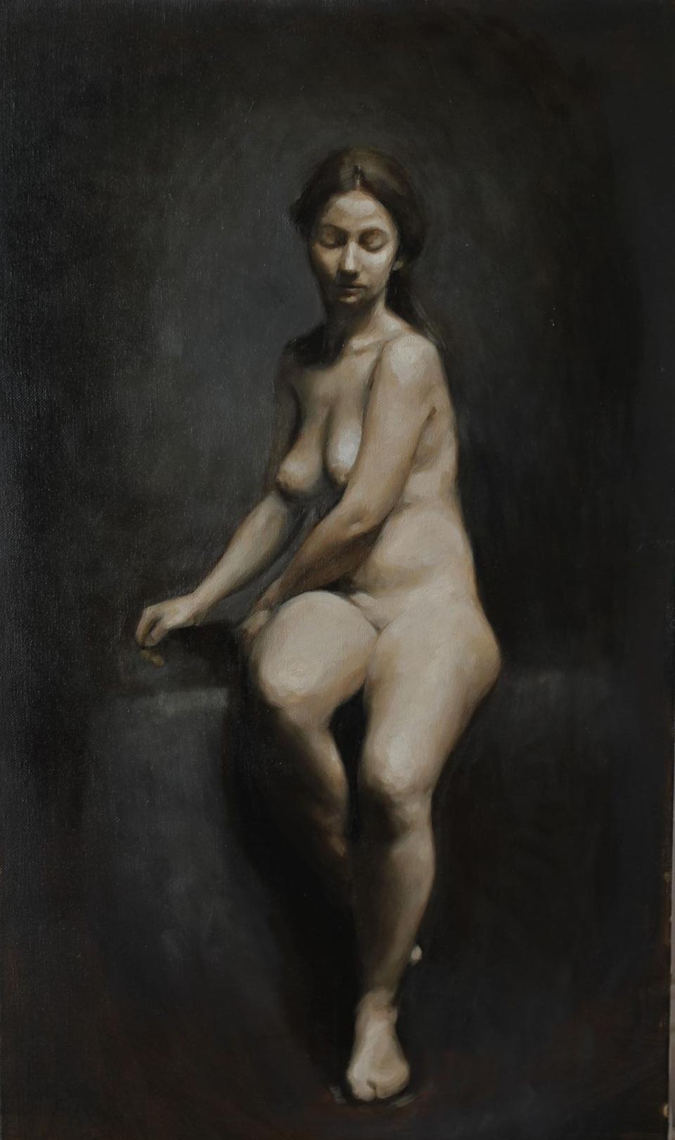 Giamila Seated