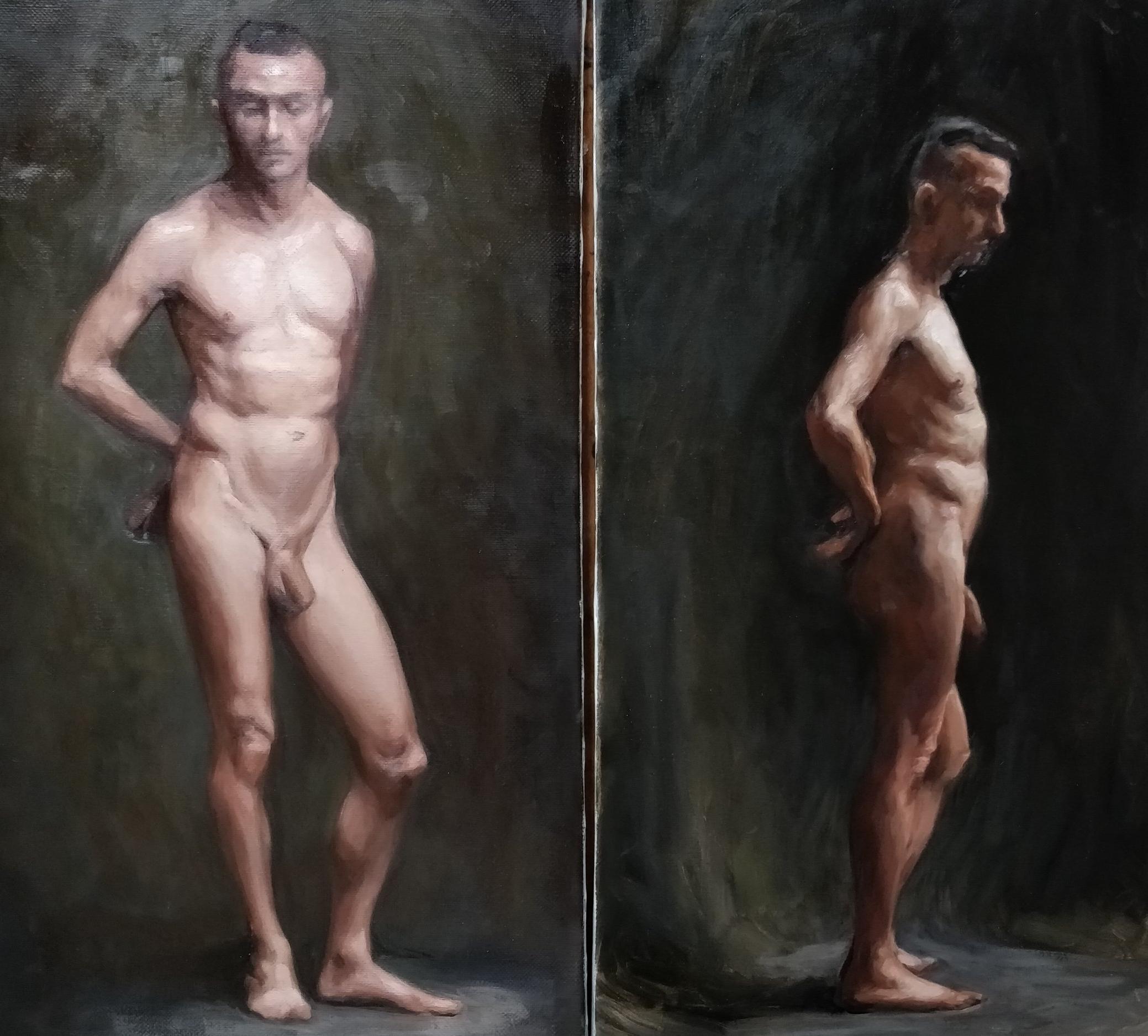 Nude Study - Francesco